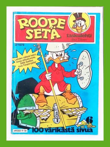 Roope-setä taskulehti 2/79 + LIITE