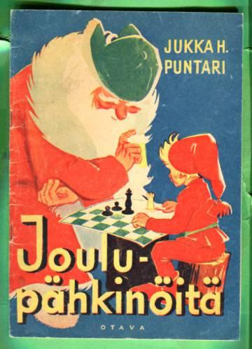Joulupähkinöitä - Kymmenes sikermä palkintokilpailuja, pelejä ym. puhdeaskartelua