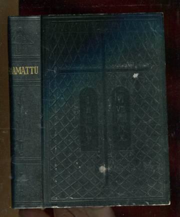 Pyhä Raamattu - Vanha ja Uusi testamentti
