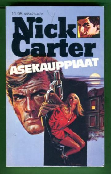 Nick Carter 131 - Asekauppiaat