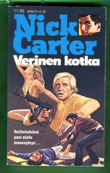 Nick Carter 130 - Verinen kotka