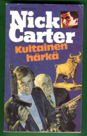 Nick Carter 118 - Kultainen härkä