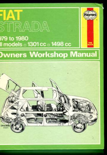Fiat Strada Owners Workshop Manual