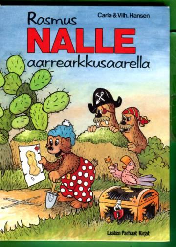 Rasmus Nalle aarrearkkusaarella