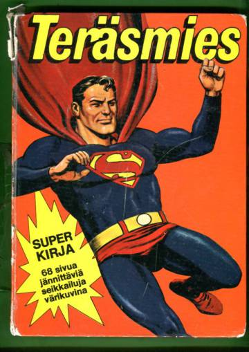 Teräsmies-superkirja