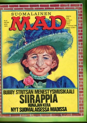 Suomalainen Mad 2/72