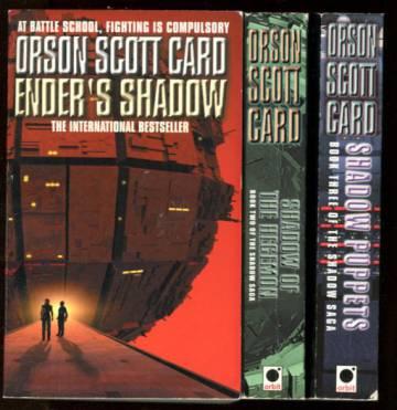 The Shadow Saga -trilogy