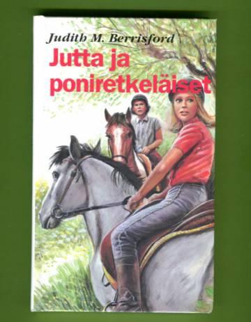Jutta ja poniretkeläiset - Tyttöromaani