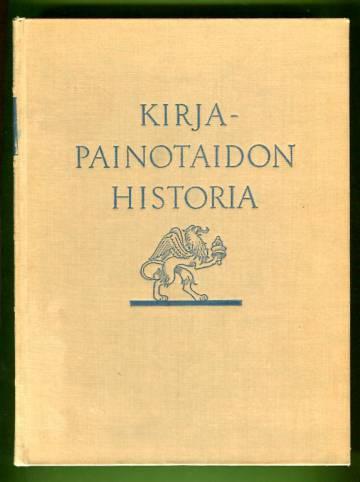 Kirjapainotaidon historia