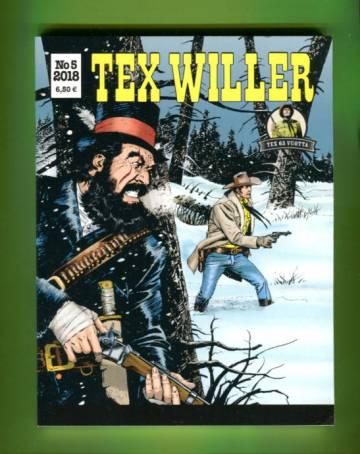 Tex Willer 5/18