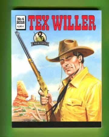 Tex Willer 4/18
