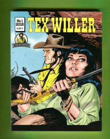 Tex Willer 1/18