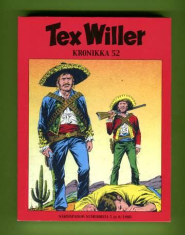 Tex Willer -kronikka 52 -Vaaroja viidakoissa & Kuoleman kukka