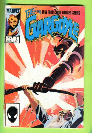 Gargoyle Vol 1 #4 (of 4) Sep 85