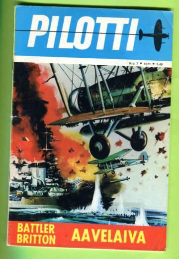 Pilotti 7/71