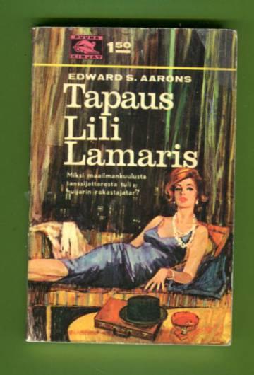 Puuma-kirjat 27 - Tapaus Lili Lamaris