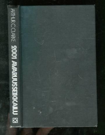 2001 avaruusseikkailu