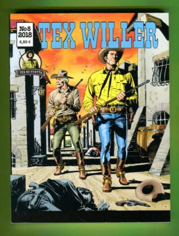 Tex Willer 8/18