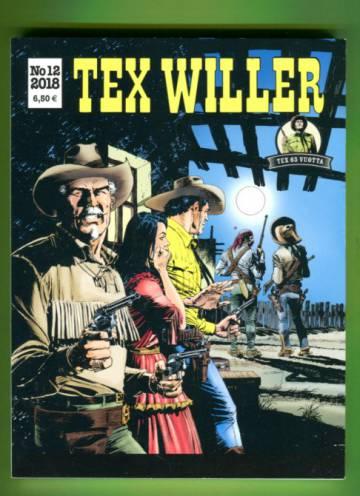 Tex Willer 12/18