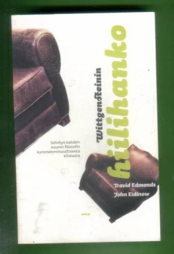 Wittgensteinin hiilihanko - Selvitys kahden suuren filosofin kymmenminuuttisesta kiistasta