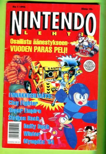 Nintendo-lehti 1/94