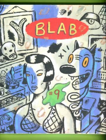 Blab! #9 Fall 97