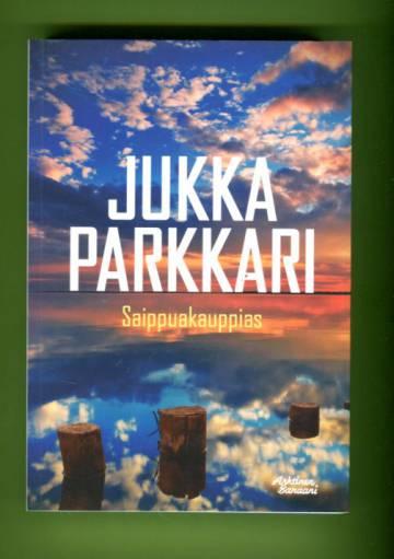 Saippuakauppias - Romaani vakoiluoperaatiosta Suomessa vuonna 2004