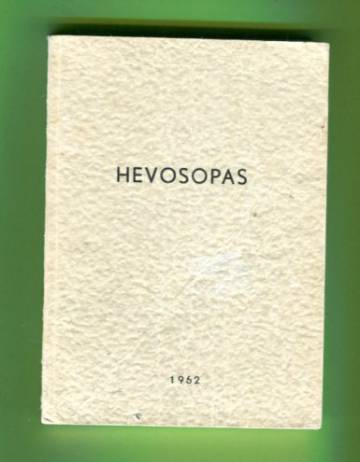 Hevosopas