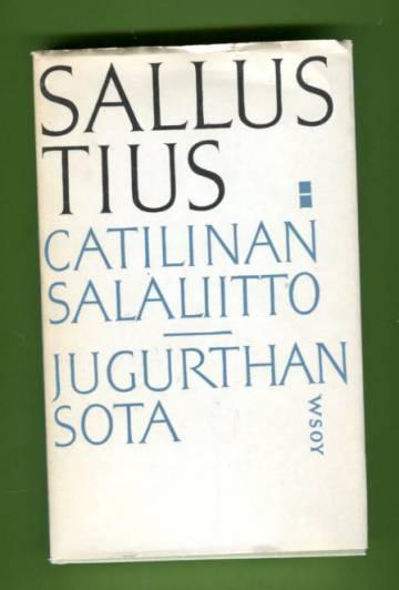 Catilinan salaliitto & Jugurthan sota