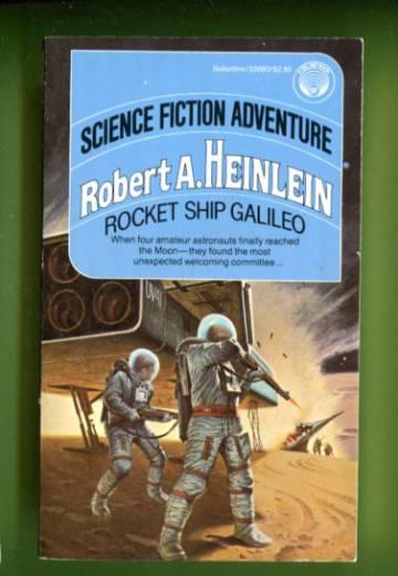 Rocket Ship Galileo