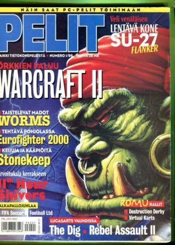 Pelit-vuosikerta 1996 (1-10/96)