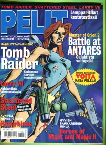 Pelit-vuosikerta 1997 (1-10/97)