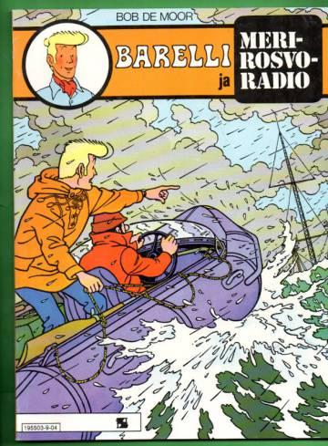Barelli 4 - Barelli ja merirosvoradio