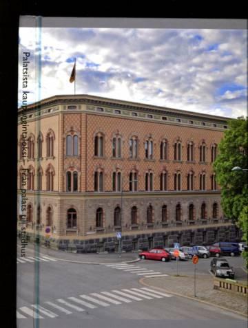 Junneliuksen palatsista Porin kaupungintaloksi / Från Junnelius palats till Björneborgs stadshus