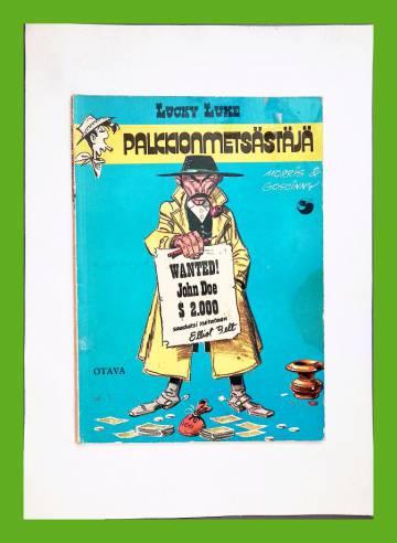 Lucky Luke 16 - Palkkionmetsästäjä (1. painos)