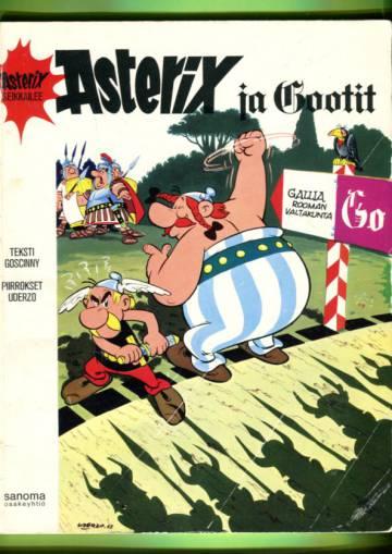 Asterix 6 - Asterix ja Gootit (1. painos)