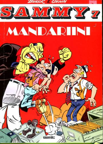 Sammy 7 - Mandariini