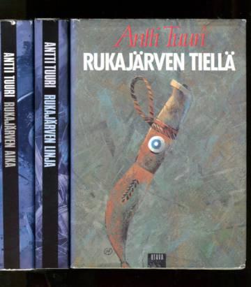 Rukajärvi-trilogia