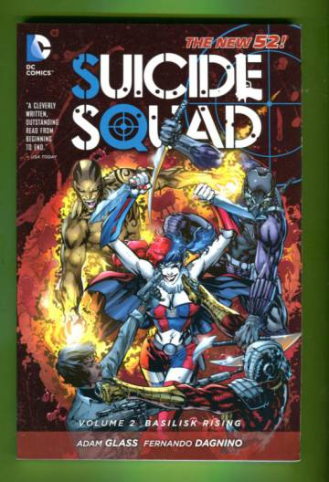 Suicide Squad Vol. 2: Basilisk Rising