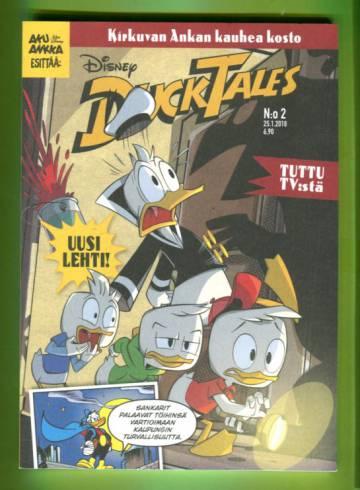 DuckTales 2/18 - Kirkuvan Ankan kauhea kosto