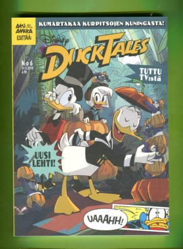 DuckTales 6/18 - Kumartakaa kurpitsojen kuningasta!