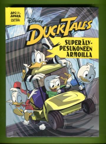 DuckTales - Superälypesukoneen armoilla