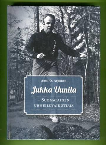 Jukka Uunila - Suomalainen urheiluvaikuttaja