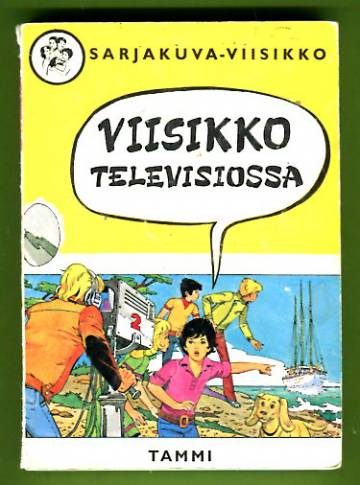 Sarjakuva-Viisikko 5 - Viisikko televisiossa