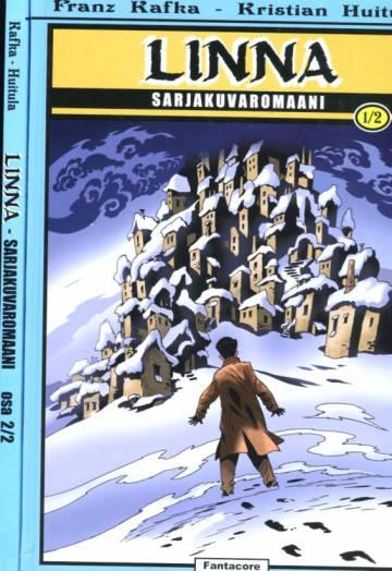 Linna - Sarjakuvaromaani 1-2