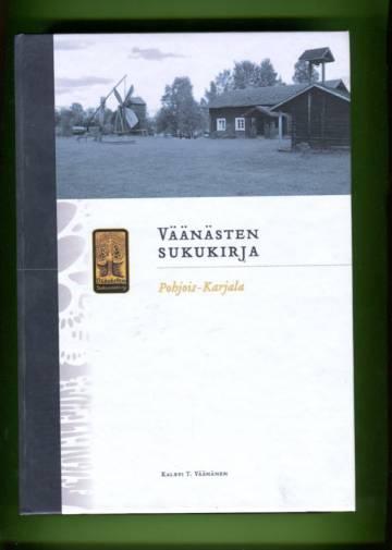 Väänästen sukukirja - Pohjois-Karjala