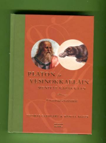 Platon ja vesinokkaeläin menivät kapakkaan - Filosofiaa vitsikkäästi