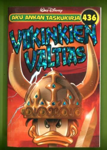 Aku Ankan taskukirja 436 - Viikinkien valtias