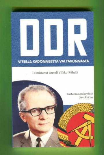 DDR - Vitsejä kadonneesta valtakunnasta