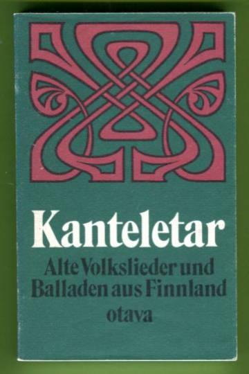 Kanteletar - Alte Volkslieder und Balladen aus Finnland